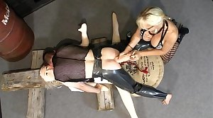 Norwegian MonicaMilf as A the dirty pegging nun part2