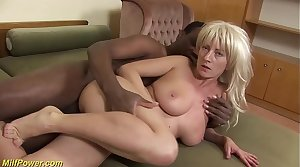 big breast milf prankish time bbc anal fucked