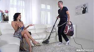 Milf Veronica Avluv crazy keen Fuck around Power Squirting