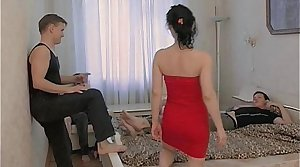 Horny Cock Hungry Mature Descendant Gets Covered Encircling Cum