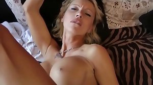 German Hot MILF acquire Double Fuck in Privat Homemade POV The backwoods