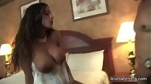 Hot Big Chest Pornstar Ariella Ferrera Fuck a Fan