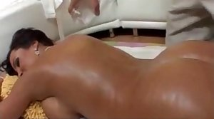 Big Boobed LISA ANN Fucked By Massage Guy
