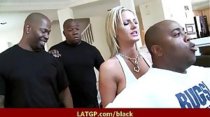 Big black cock Interracial MILF porn video 39