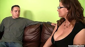 Eva Notty Loves Going After Hard Dick Stud!
