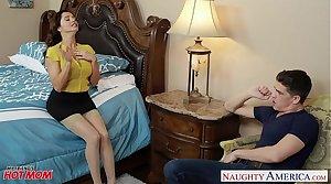 Hot mom Francesca Le ride anally a chubby dick