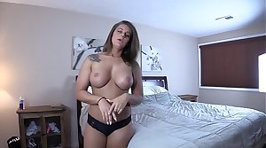 Sex Ed With My Biological Mother Series - I CREAMPIE MY Unmixed MOM