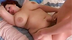 Mom Wakes Up and Gets Fucked
