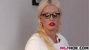 Needy Stepmom Demands A Eternal Penis