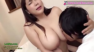LaxSex.com - Jav stepmother is whore