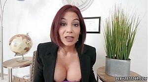 Hot mom in bikini and sexy milf fucked hard Ryder Skye in Stepmother