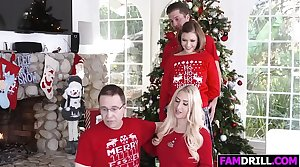 Stepsister Riley Mae Slamms With Her Stepbrother