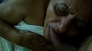 Getting a blowjob from granny from EpikGranny.com