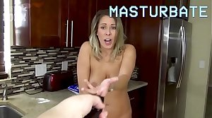 Son Controls Mom with Magic Remote Control - Son Operate against Mom here Fuck Him, POV - Mom Fucks Son, Forced Sex, MILF - Nikki Brooks
