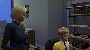 Hot StepMom With the addition of Son Porn Movie