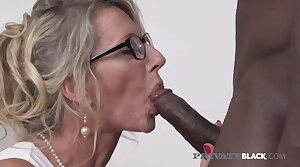 PrivateBlack – Dramatize expunge Man Milking Milf Marina Beaulieu Gets Dark Dicked!